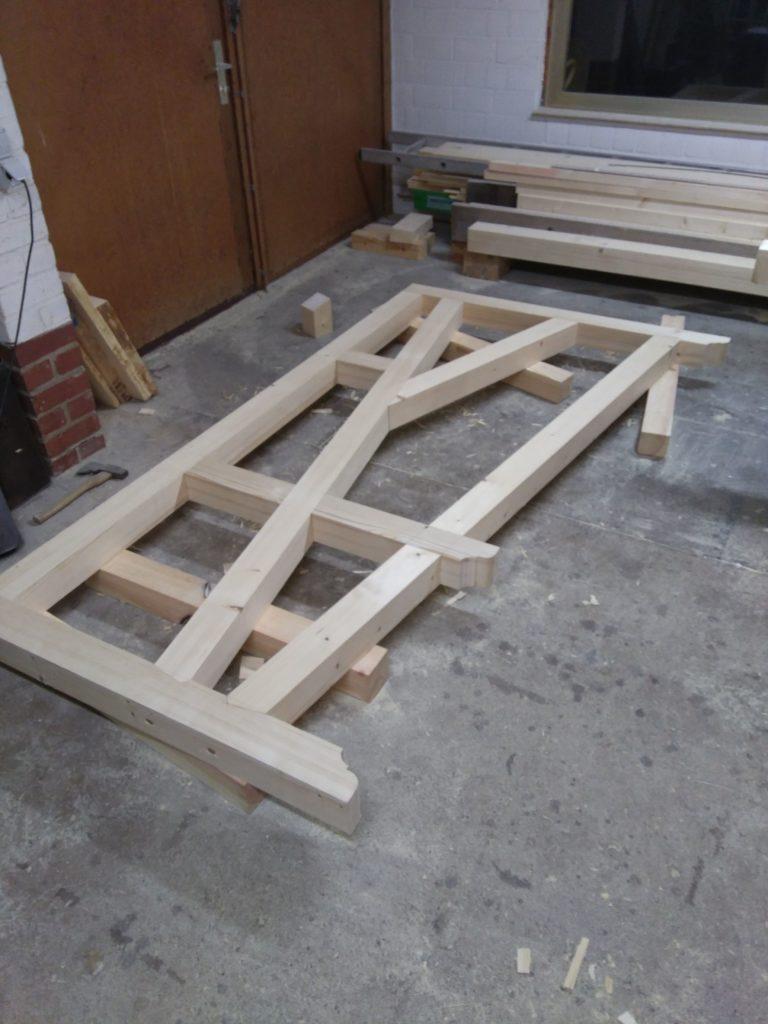 sonstige Holzarbeiten